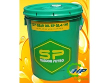 SP GEAR OIL EP GL-5 90 - 18 Lít